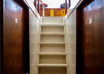Below Deck - Noah boat Maldives