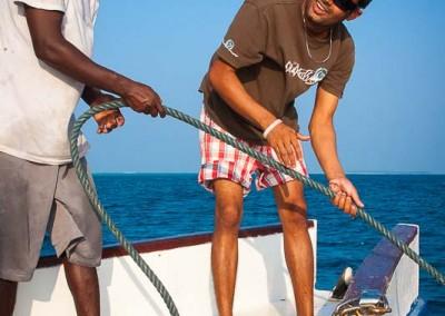 Noah Boat Crew