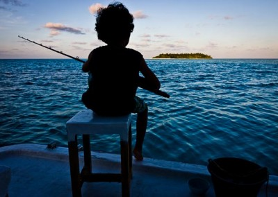 Noah Maldives - fishing